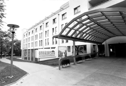 1992: Eröffnung Seniorenwohnanlage